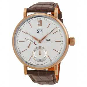 IWC Portofino Hand Wound 8 Days Power Reserve Watch