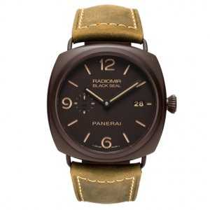 Panerai Radiomir Historic Composite Black Seal 3 Days Automatic Watch