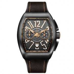Franck Muller Vanguard Chronograph Titanium V45 Watch