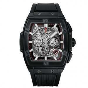 Hublot Spirit of Big Bang Black Magic Chronograph Watch