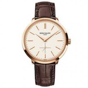 Patek Philippe Calatrava 38 mm Manual Watch