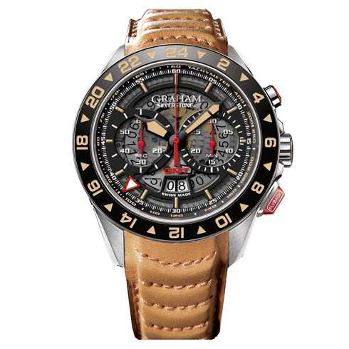 Graham Silverstone RS GMT Limited Edition Watch