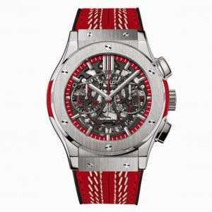 Hublot Classic Fusion Aerofusion Cricket World Cup 2015 Watch