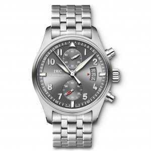 IWC Spitfire Chronograph Flyback Automatic Watch