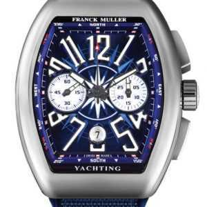 Franck Muller Vanguard Yachting Chronograph Watch