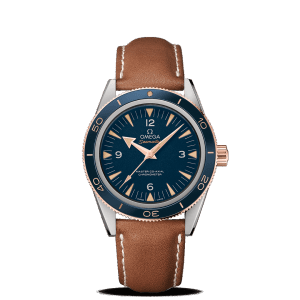 Omega Seamaster 300 Co-Axial Master Chronometer Blue Watch
