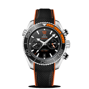 Omega Seamaster Planet Ocean 600M Co-Axial Master Chronometer Chronograph Watch