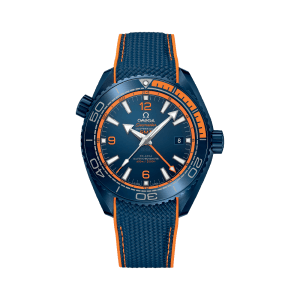 Omega Seamaster Planet Ocean 600M Co-Axial Master Chronometer GMT Big Blue Watch