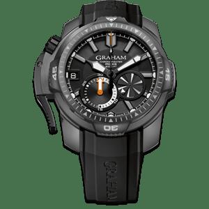 Graham Chronofighter Prodive Black Watch