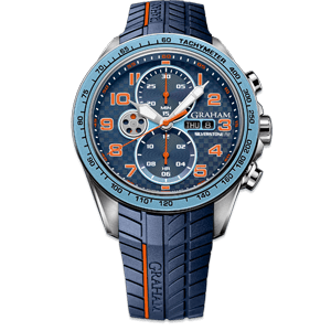 Graham Silverstone RS Racing Blue Watch