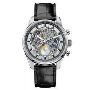 Zenith Chronomaster El Primero Grande Date Full Open Watch