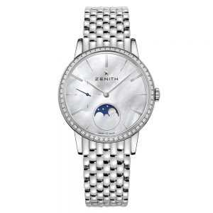 Zenith Elite Lady Moonphase Watch