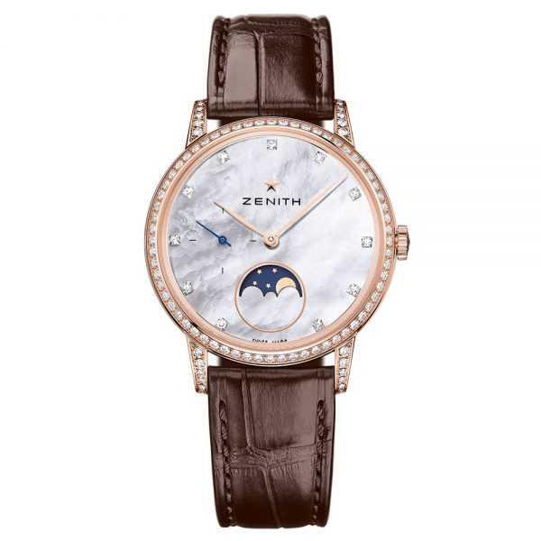 Zenith Elite Lady Moonphase Watch