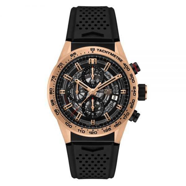 TAG Heuer Carrera Calibre Heuer 01 Watch