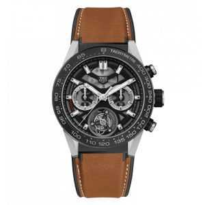 TAG Heuer Carrera Calibre Heuer 02T Watch