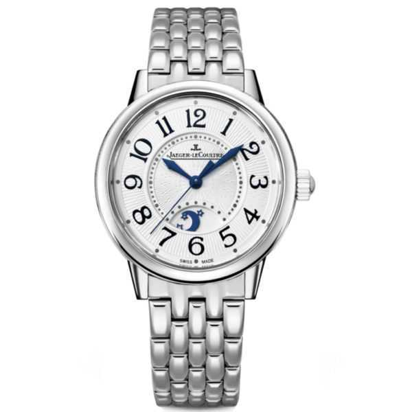 Jaeger-LeCoultre Rendez-Vous Night & Day Silver Dial