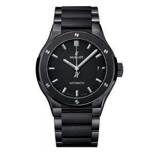 Hublot Classic Fusion Black Magic Bracelet Watch