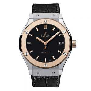 Hublot Classic Fusion Titanium King Gold Watch