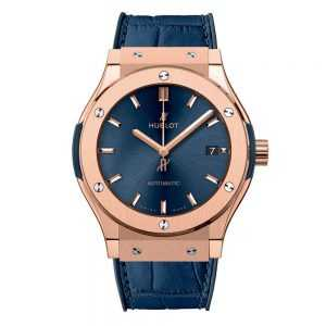 Hublot Classic Fusion King Gold Watch