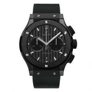 Hublot Classic Fusion Chronograph Black Magic Watch