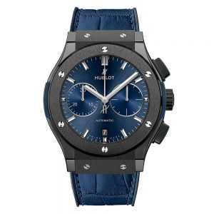 Hublot Classic Fusion Ceramic Chronograph Watch
