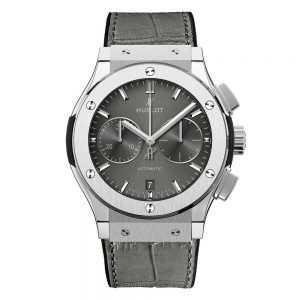 Hublot Classic Fusion Racing Chronograph Titanium Watch