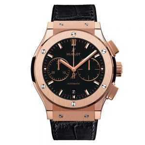 Hublot Classic Fusion Chronograph King Gold Watch