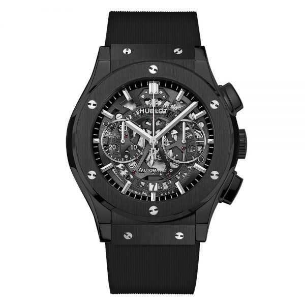 Hublot Classic Fusion Aerofusion Black Magic Watch
