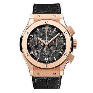 Hublot Classic Fusion Aerofusion King Gold Watch