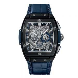 Hublot Spirit of Big Bang Ceramic Blue Watch