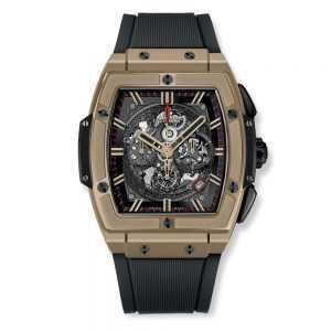 Hublot Spirit of Big Bang Full Magic Gold Watch