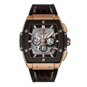 Hublot Spirit of Big Bang King Gold Ceramic Watch