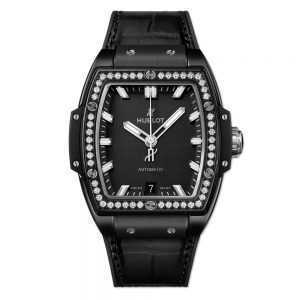 Hublot Spirit of Big Bang Black Magic Diamonds Watch