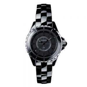 Chanel J12 Intense Black Watch