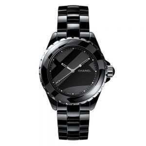 Chanel J12 Untitled Black Watch