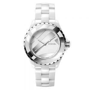 Chanel J12 Untitled White Watch