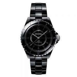 Chanel J12 Phantom Black Ceramic Watch
