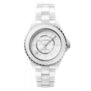 Chanel J12 Phantom White Ceramic Watch