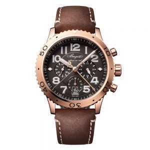 Breguet Type XXI Flyback Watch