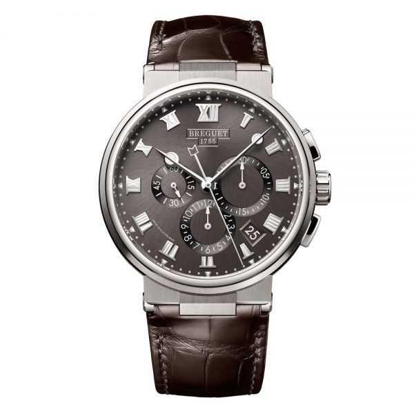 Breguet Marine Chronograph Watch