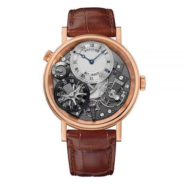 Breguet Tradition GMT Manual Wind Watch