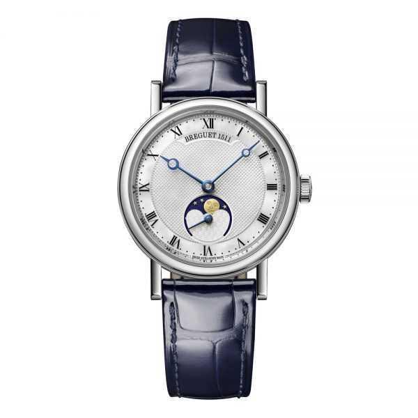 Breguet Classique Automatic Moonphase Watch