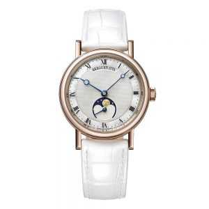 Breguet Classique Automatic Moonphase Watch
