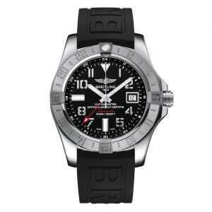 Breitling Avenger II GMT Watch