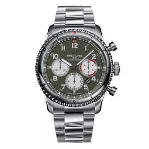 Breitling Aviator 8 B01 Chronograph 43 Curtiss Warhawk Watch