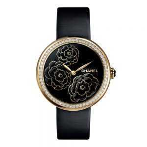Chanel Mademoiselle Prive Camellia Watch