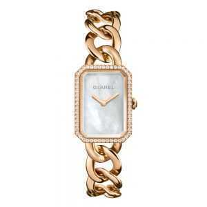 Chanel Premiere Chain Large Watch