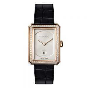 Chanel Boy-Friend Medium Watch