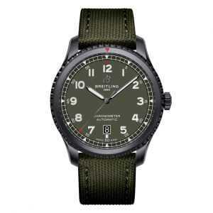Breitling Aviator 8 Automatic 41 Curtiss Warhawk Watch