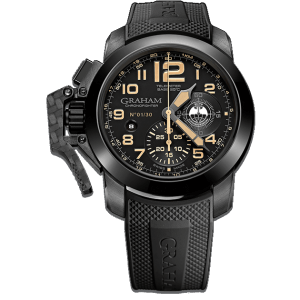 Graham Chronofighter Special Series Sniper Watch